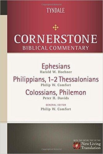 Ephesians, Philippians, Colossians, 1-2 Thessalonians, Philemon: Cornerstone Biblical Commentary
