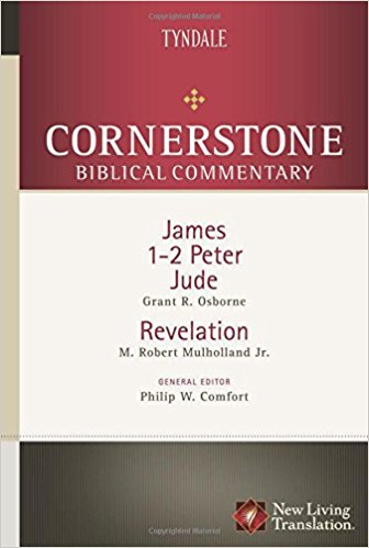 James, 1-2 Peter, Jude, Revelation: Cornerstone Biblical Commentary