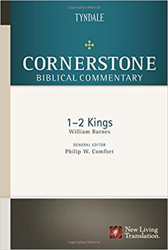 1-2 Kings: Cornerstone Biblical Commentary
