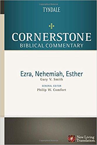 Ezra, Nehemiah, Esther: Cornerstone Biblical Commentary