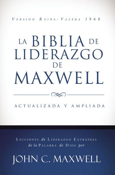 Biblia Notas de liderazgo de Maxwell