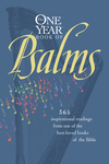 One Year Book of Psalms