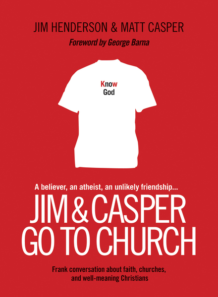 Jim and Casper Go to Church