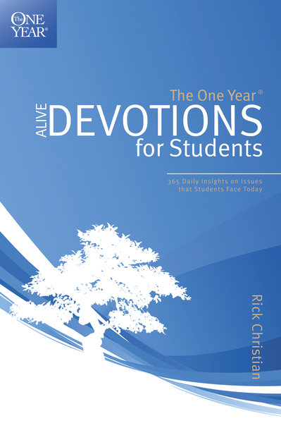 One Year Alive Devotions for Students