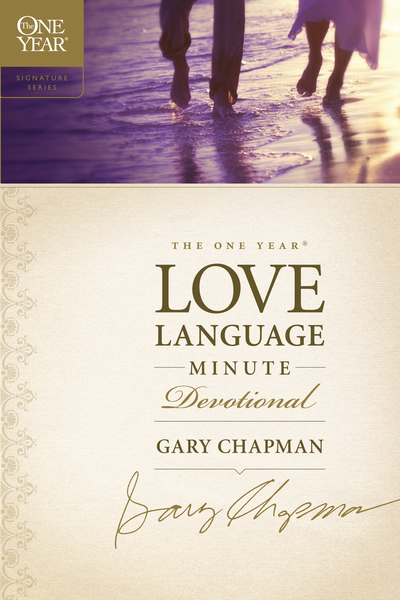 One Year Love Language Minute Devotional