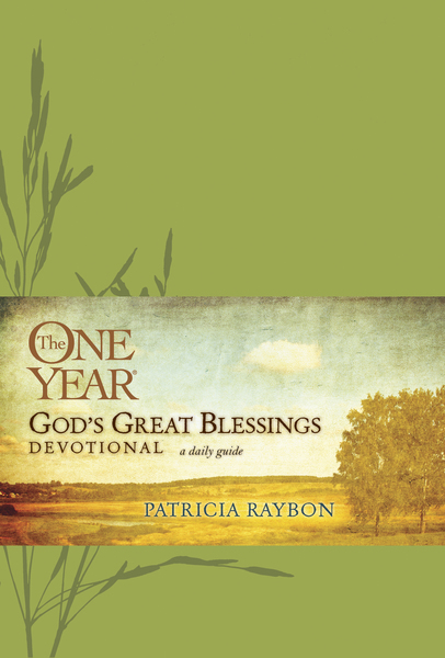 One Year God's Great Blessings Devotional