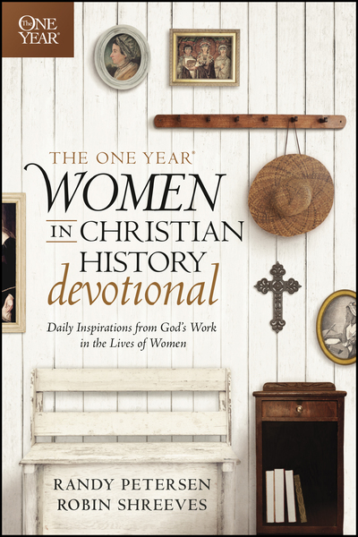 One Year Women in Christian History Devotional