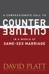 Compassionate Call to Counter Culture in a World of Same-Sex Marriage