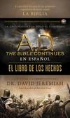 A.D. The Bible Continues EN ESPAÑOL: El libro de los Hechos