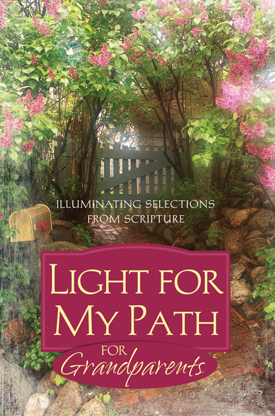 Light For My Path For Grandparents