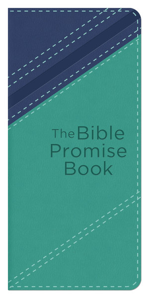 The Bible Promise Book [teal]