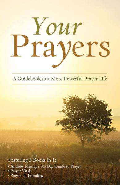 Your Prayers: A Guidebook to a More Powerful Prayer Life