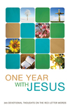 One Year with Jesus: 365 Devotional Thoughts on the Red Letter Words