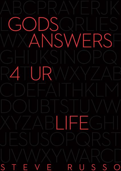 God's Answers 4 UR Life: Wisdom 4 Every Day