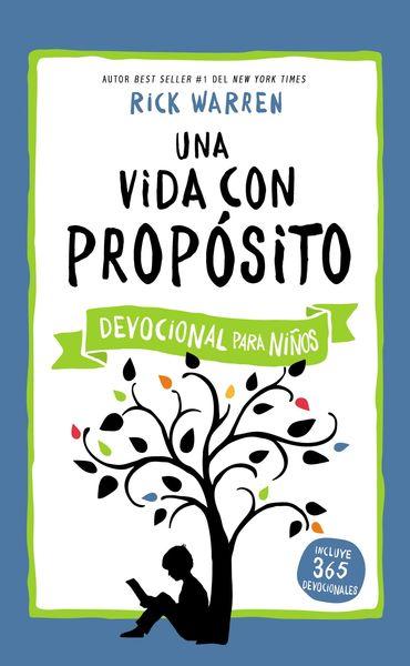 vida con propósito - Devocional para niños