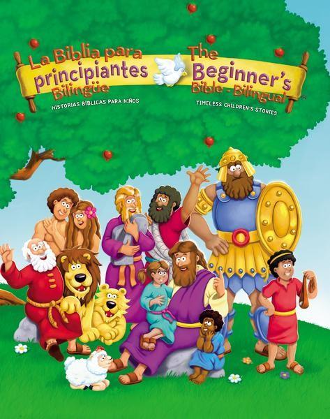 Biblia para principiantes bilingüe