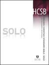 Holman Christian Standard Bible: Solo