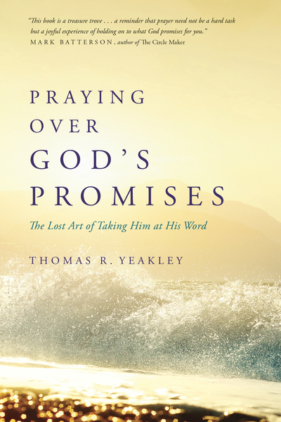 Praying Over God