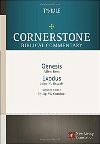 Genesis, Exodus: Cornerstone Biblical Commentary