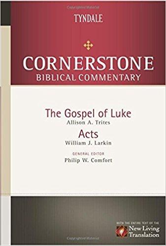 Luke, Acts: Cornerstone Biblical Commentary