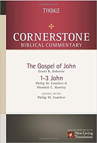 The Gospel of John, 1-3 John: Cornerstone Biblical Commentary