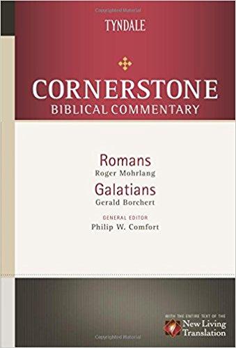 Romans, Galatians: Cornerstone Biblical Commentary