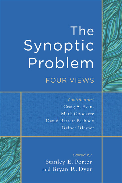 gospel studies and the synoptic problem The synoptic problem and the genre question  the state of synoptic problem studies today  that awareness promises an era of careful and creative gospel studies.