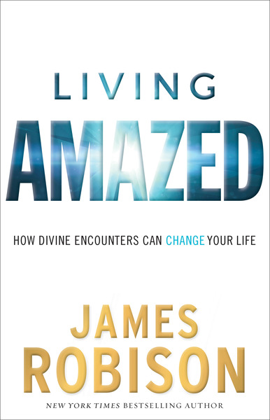 Living Amazed How Divine Encounters Can Change Your Life