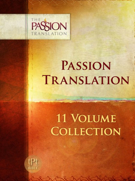Passion Translation 11 Volume Collection