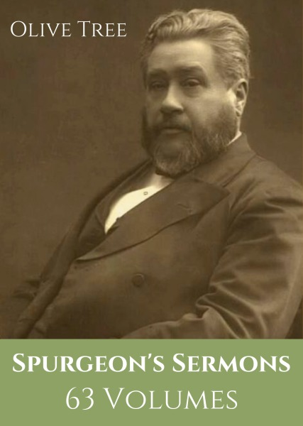 Spurgeon's Sermons, The Complete Set (63 Vols.)