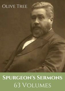 Spurgeon's Sermons, The Complete Set (63 Vols.)