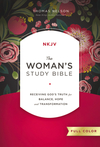 NKJV Woman's Study Bible, Full Color