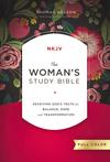 NKJV Woman's Study Bible, Full Color