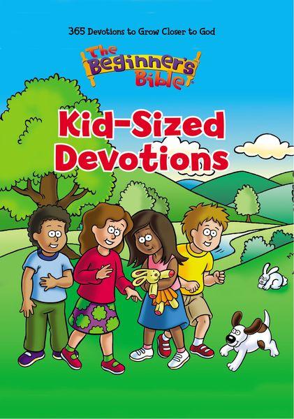 Beginner's Bible Kid-Sized Devotions