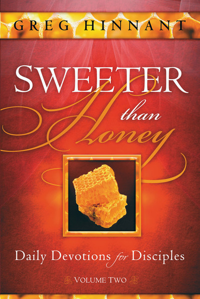 Sweeter Than Honey: Daily Devotions for Disciples