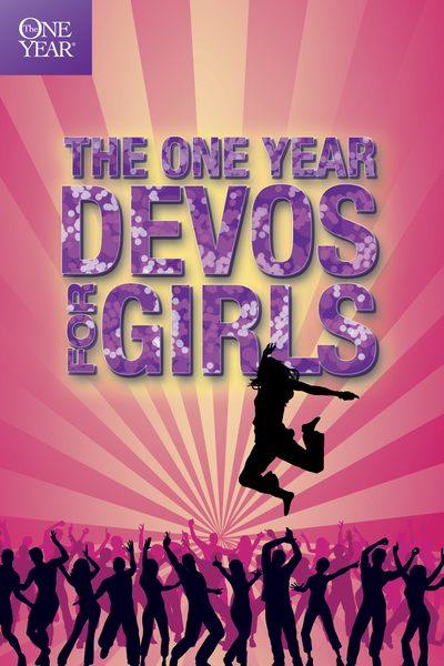 One Year Devos for Girls