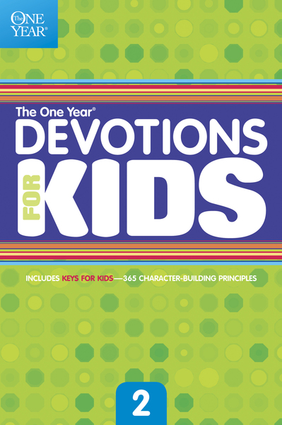 One Year Devotions for Kids #2