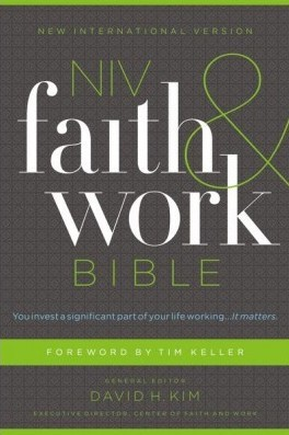 NIV Faith and Work Study Bible Notes