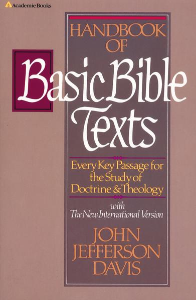 Handbook of Basic Bible Texts