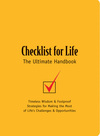 Checklist for Life