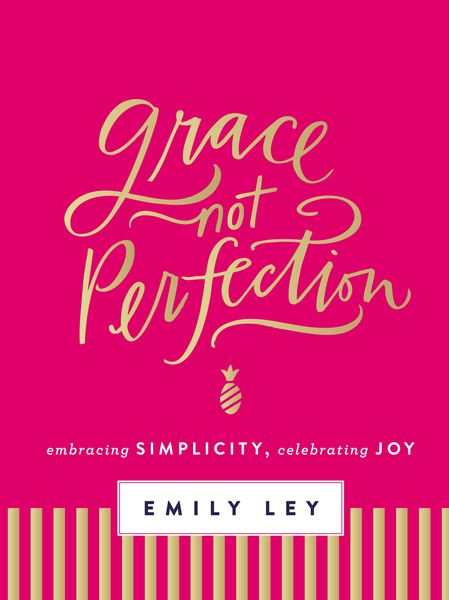 Grace, Not Perfection (with Bonus Content)