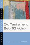 Bible Speaks Today (BST): Old Testament Set (33 Vols.)