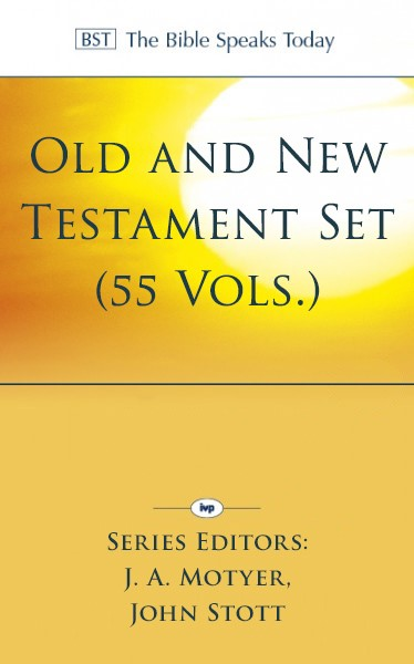 Bible Speaks Today (BST): Old and New Testament Set (55 Vols.)