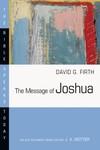 Joshua: Bible Speaks Today (BST)
