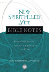 NIV New Spirit-Filled Life Bible Notes