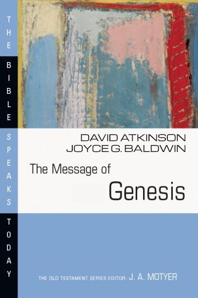Genesis (2 Vols.): Bible Speaks Today (BST)