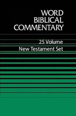 Word Biblical Commentary (WBC): New Testament Set (25 Vols.)