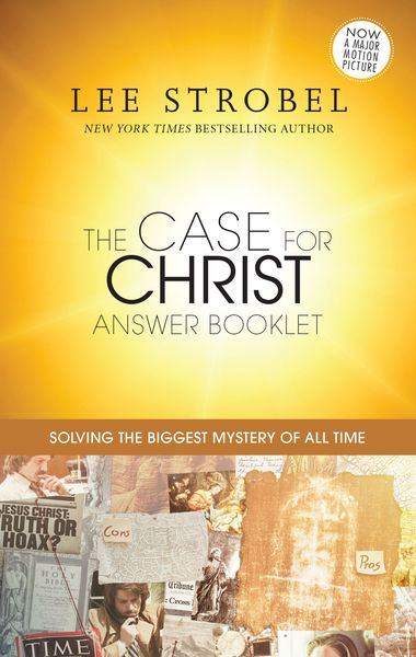 Case for Christ Answer Booklet