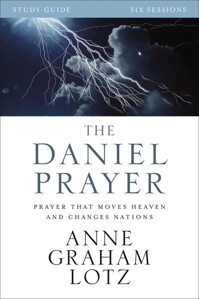 Daniel Prayer Study Guide by Anne Graham Lotz    for the Olive Tree