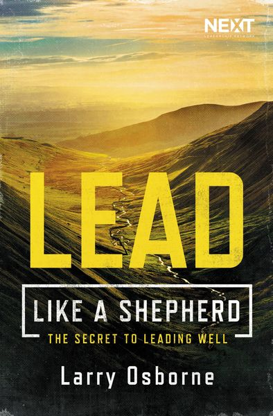 Lead Like a Shepherd
